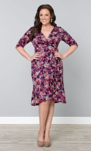 A floral dress is a great way to dress for Easter Sunday!