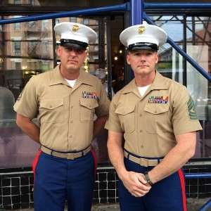 NYC salutes our military during Fleet Week 2015!!