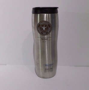 Starbucks Pike Double Wall Stainless Tumbler