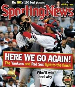 sporting news magazine